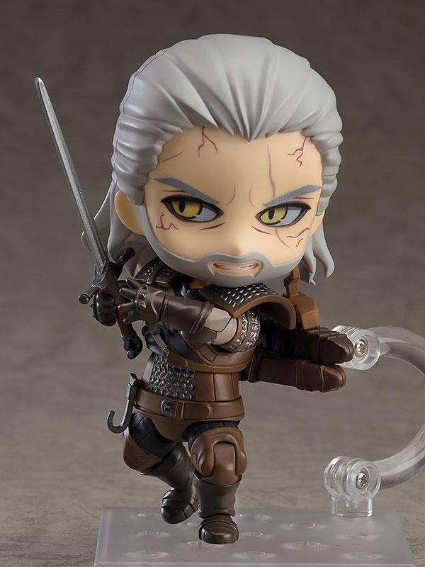 The Witcher 3 Wild Hunt Nendoroid Geralt (Exclusive base version)-11083