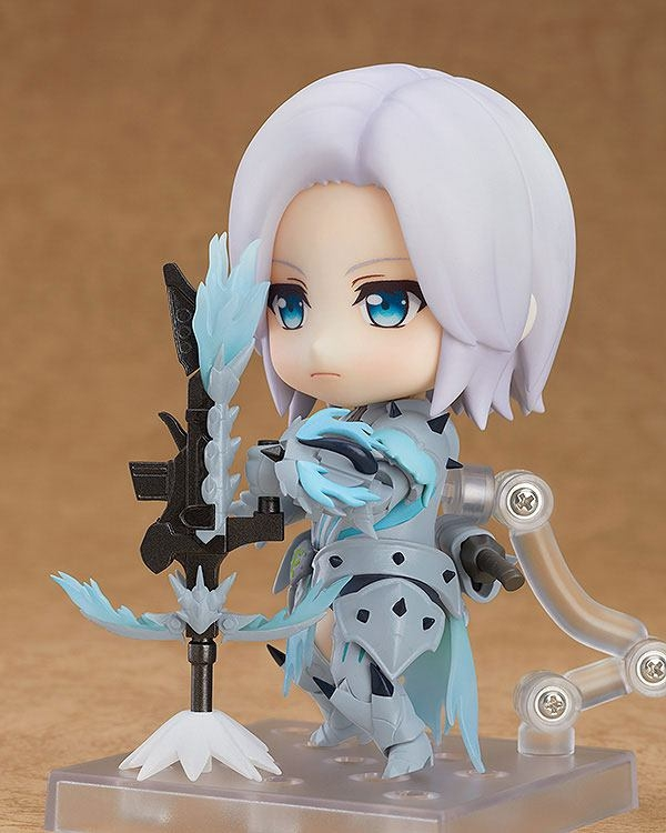 Monster Hunter World Nendoroid Hunter Female Xeno'jiiva Beta Armor Edition DX Ver-11115