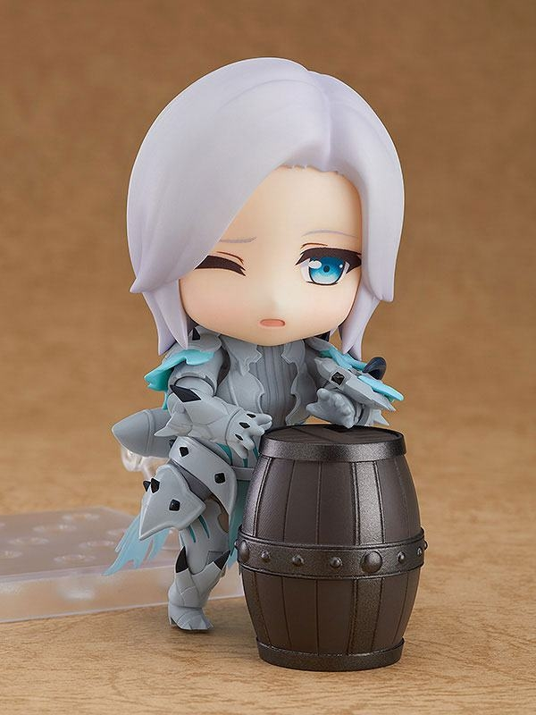 Monster Hunter World Nendoroid Hunter Female Xeno'jiiva Beta Armor Edition DX Ver-11117