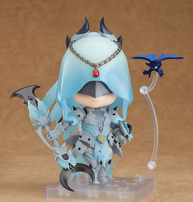 Monster Hunter World Nendoroid Hunter Female Xeno'jiiva Beta Armor Edition DX Ver-11120