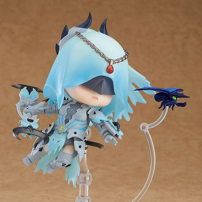 Monster Hunter World Nendoroid Hunter Female Xeno'jiiva Beta Armor Edition DX Ver-11121