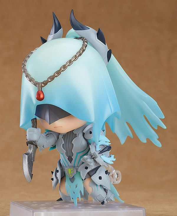 Monster Hunter World Nendoroid Hunter Female Xeno'jiiva Beta Armor Edition DX Ver-11122