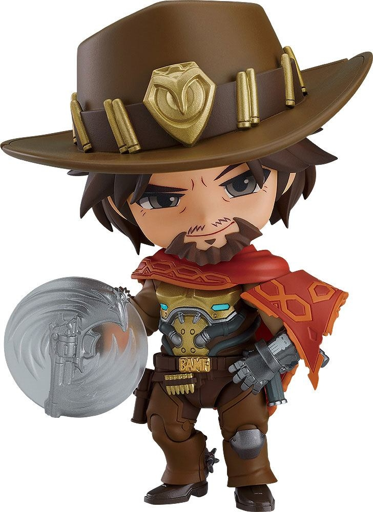 Overwatch Nendoroid Mccree-0