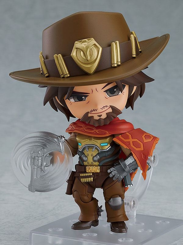 Overwatch Nendoroid Mccree-11125