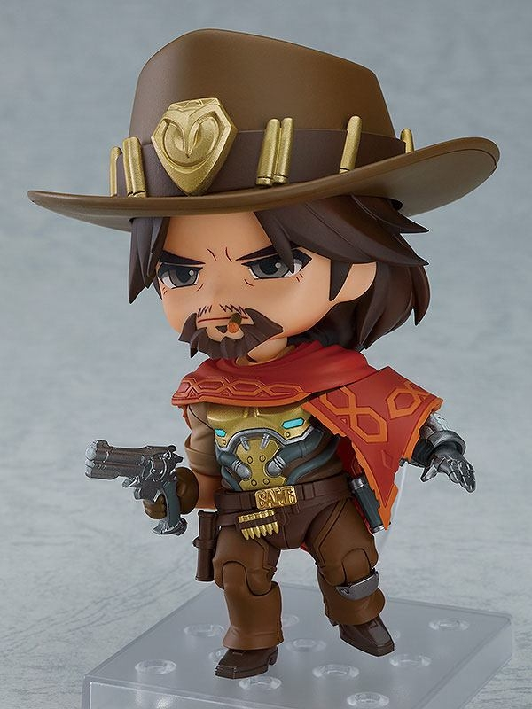 Overwatch Nendoroid Mccree-11126