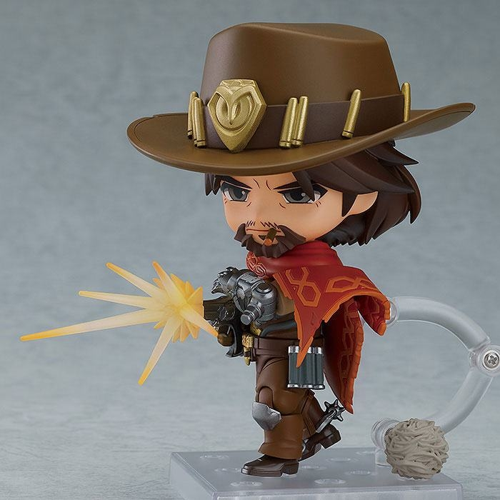 Overwatch Nendoroid Mccree-11130