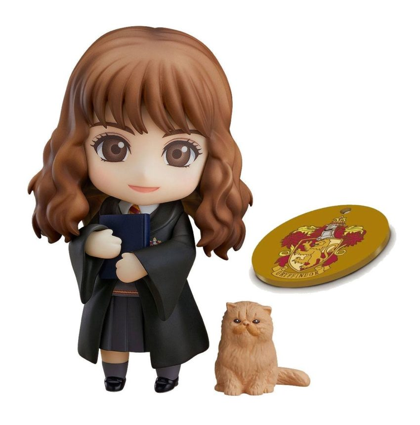 Harry Potter Nendoroid Hermione Granger (Exclusive Base Version)-0
