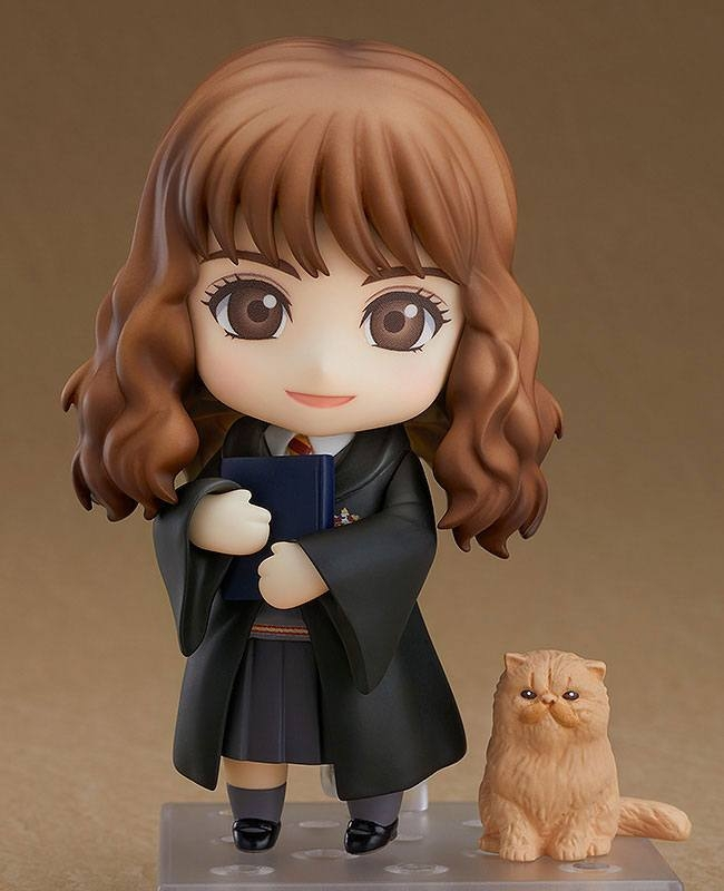 Harry Potter Nendoroid Hermione Granger (Exclusive Base Version)-11161
