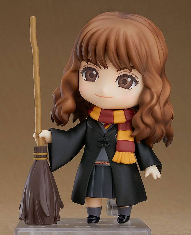 Harry Potter Nendoroid Hermione Granger (Exclusive Base Version)-11162