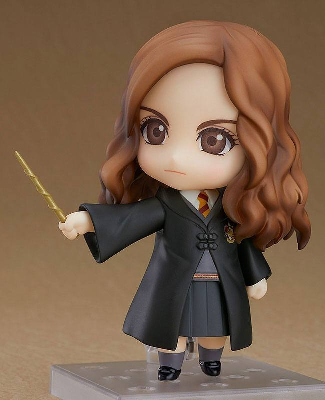 Harry Potter Nendoroid Hermione Granger (Exclusive Base Version)-11164