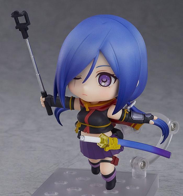 Release the Spyce Nendoroid Yuki Hanzomon-11291