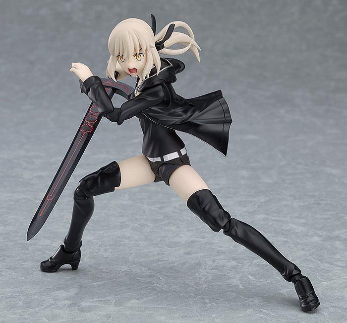 Fate/Grand Order Figma Saber/Altria Pendragon (Alter) Shinjuku Ver.-11017