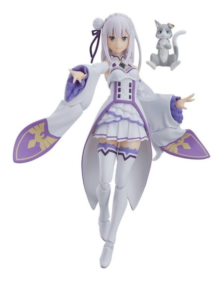 Re:ZERO -Starting Life in Another World- Figma Emilia-0