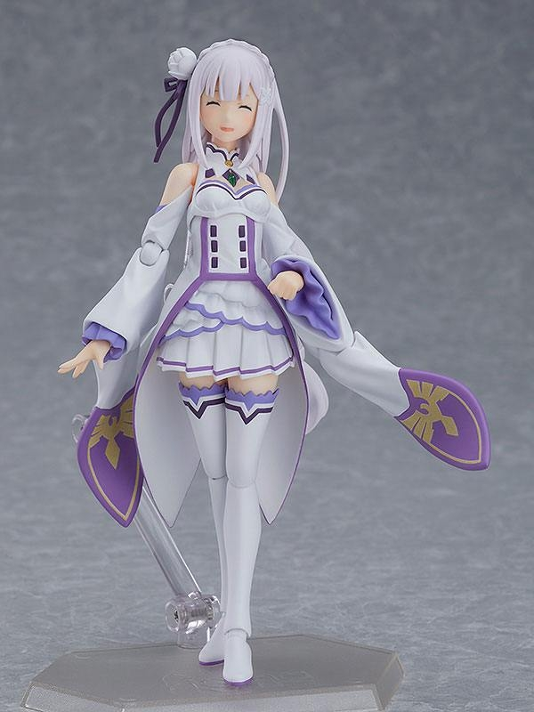 Re:ZERO -Starting Life in Another World- Figma Emilia-11185