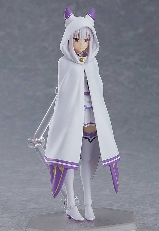 Re:ZERO -Starting Life in Another World- Figma Emilia-11189