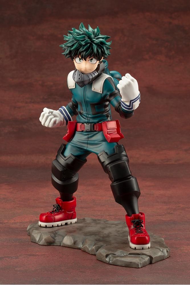 My Hero Academia ARTFX J 1/8 Scale Izuku Midoriya-11468