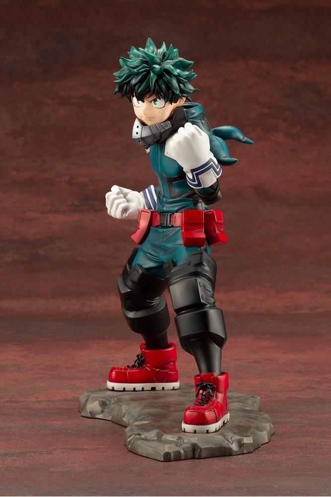 My Hero Academia ARTFX J 1/8 Scale Izuku Midoriya-11470