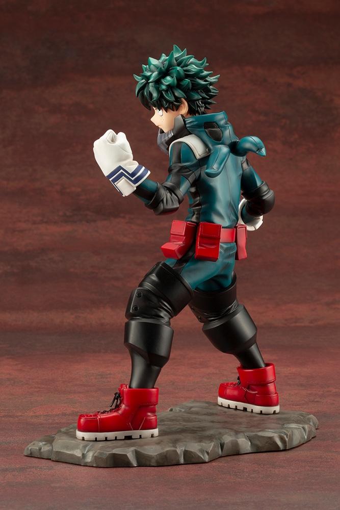 My Hero Academia ARTFX J 1/8 Scale Izuku Midoriya-11469