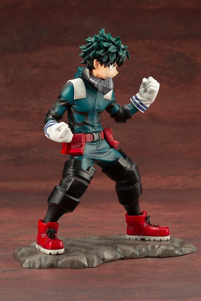 My Hero Academia ARTFX J 1/8 Scale Izuku Midoriya-11472