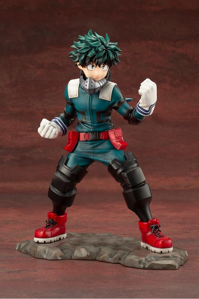 My Hero Academia ARTFX J 1/8 Scale Izuku Midoriya-11473