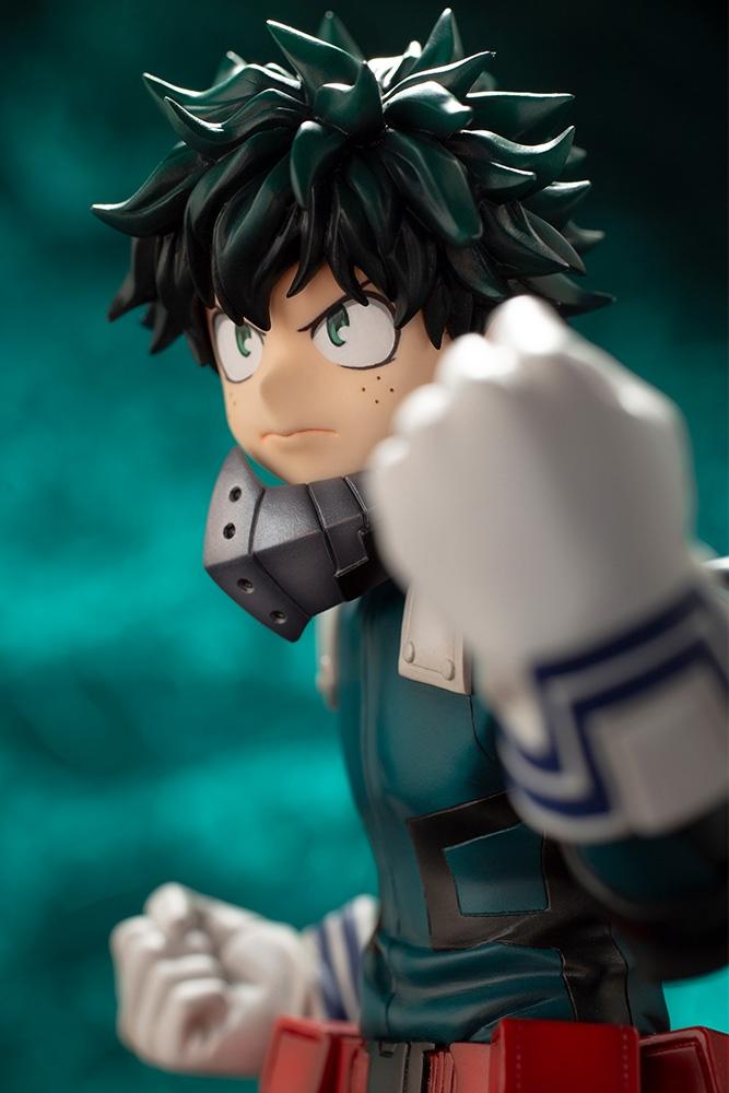 My Hero Academia ARTFX J 1/8 Scale Izuku Midoriya-11474