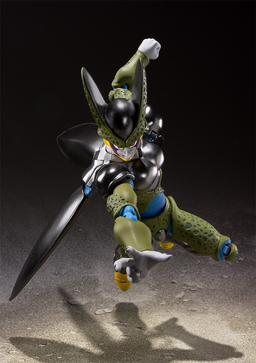 Dragonball Z S.H. Figuarts Perfect Cell 2018 Event Exclusive Color Edition-11619