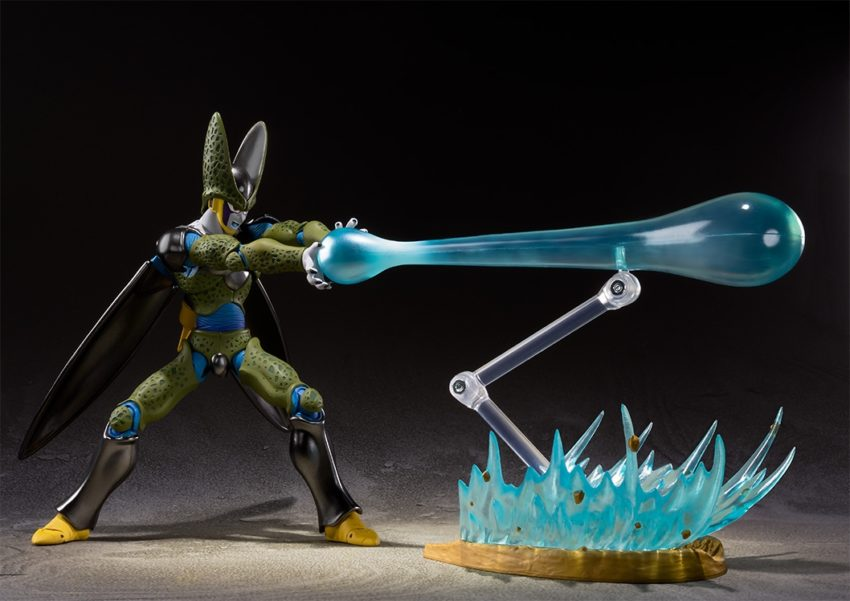 Dragonball Z S.H. Figuarts Perfect Cell 2018 Event Exclusive Color Edition-11620