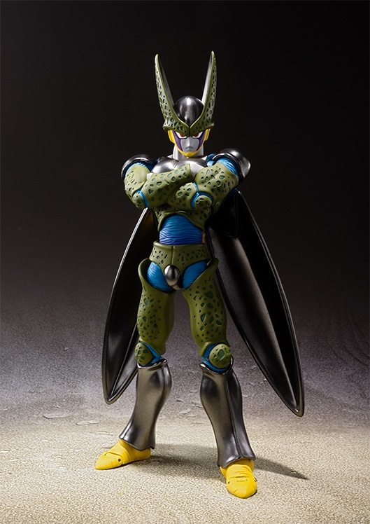 Dragonball Z S.H. Figuarts Perfect Cell 2018 Event Exclusive Color Edition-11622