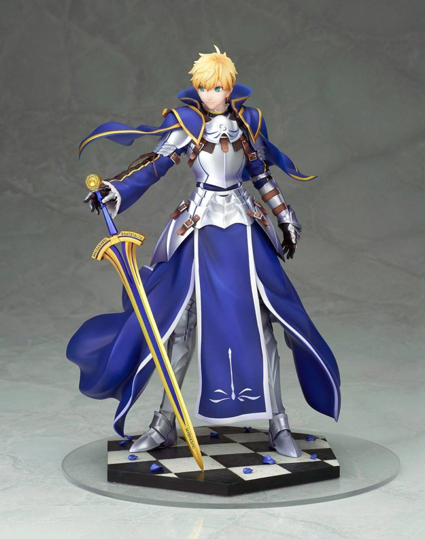 Fate/Grand Order PVC Statue 1/8 Saber/Arthur Pendragon Prototype Limited Edition-11662