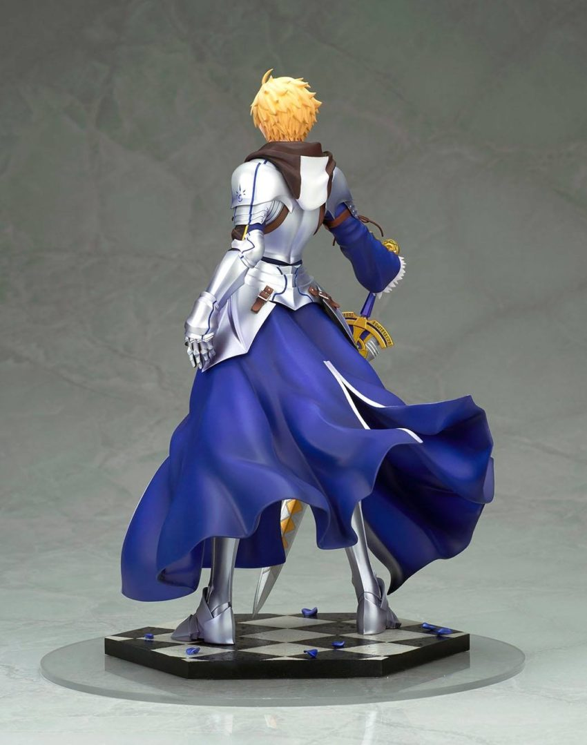 Fate/Grand Order PVC Statue 1/8 Saber/Arthur Pendragon Prototype Limited Edition-11667
