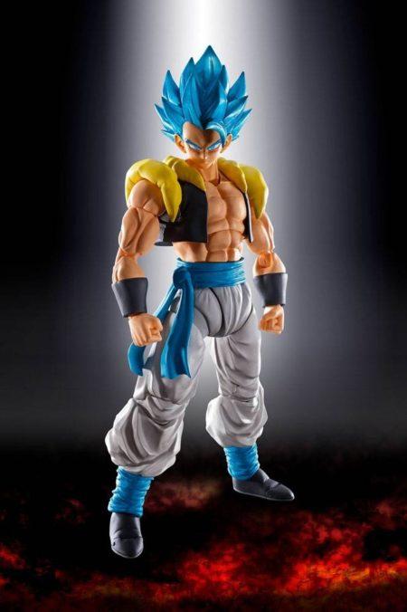 Dragonball Super Broly S.H. Figuarts Super Saiyan God Super Saiyan Gogeta-0