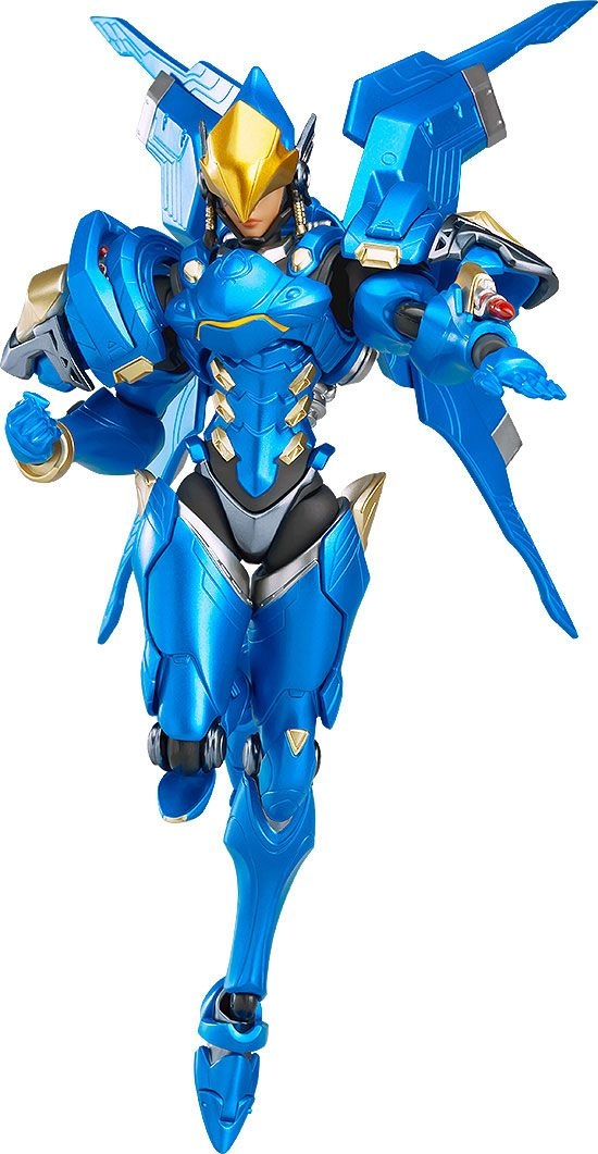 Overwatch Figma Action Figure Pharah-0