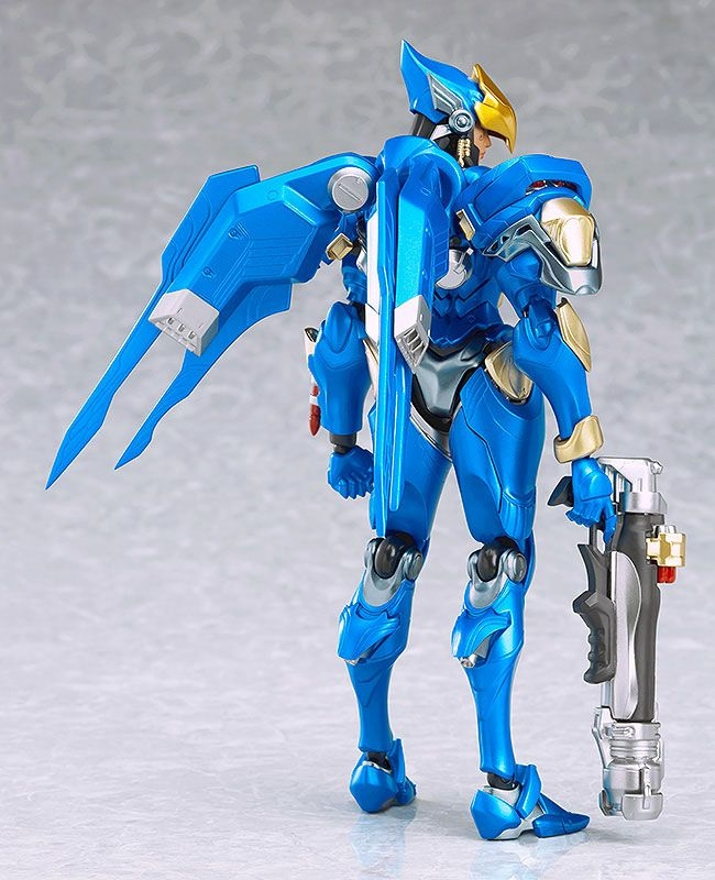 Overwatch Figma Action Figure Pharah-11457
