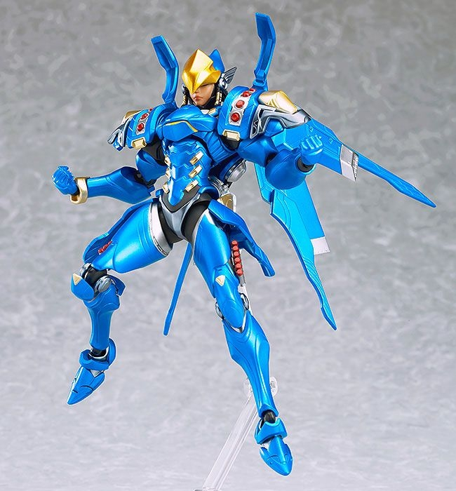 Overwatch Figma Action Figure Pharah-11458