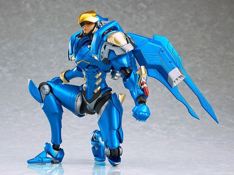 Overwatch Figma Action Figure Pharah-11459
