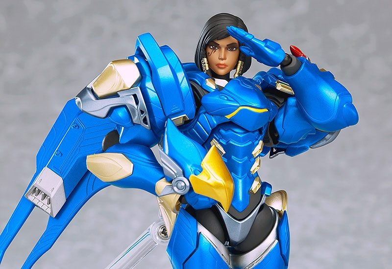 Overwatch Figma Action Figure Pharah-11460