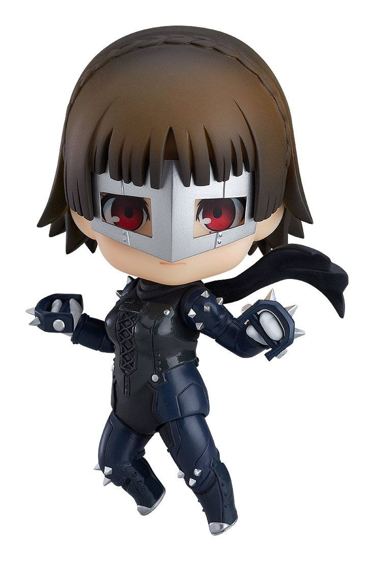 Persona 5 The Animation Nendoroid Makoto Niijima Phantom Thief Version-0