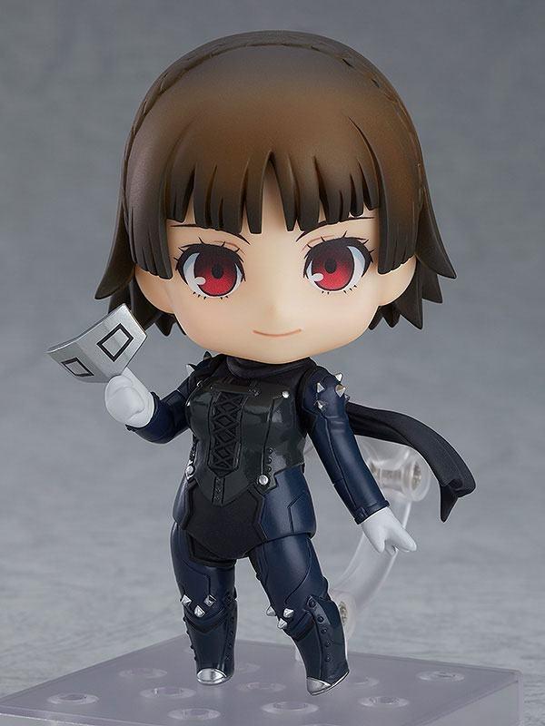 Persona 5 The Animation Nendoroid Makoto Niijima Phantom Thief Version-11372