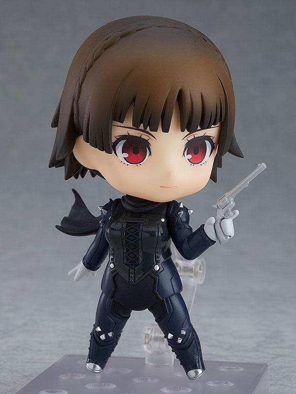 Persona 5 The Animation Nendoroid Makoto Niijima Phantom Thief Version-11373