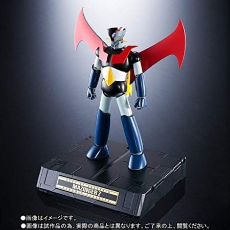 Mazinger Z Soul of Chogokin GX-70SP Mazinger Z D. C. Exclusive Animation Color Ver.-0