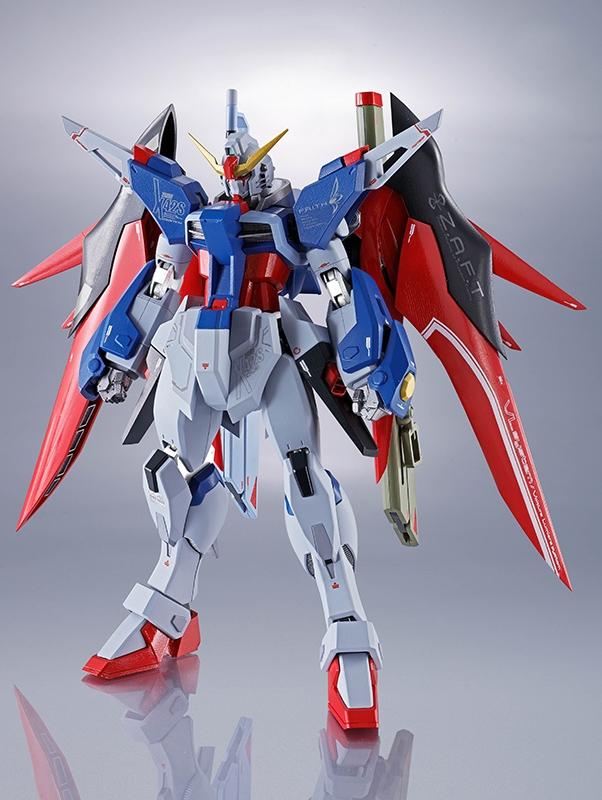 Metal Robot Spirits Destiny Gundam-0