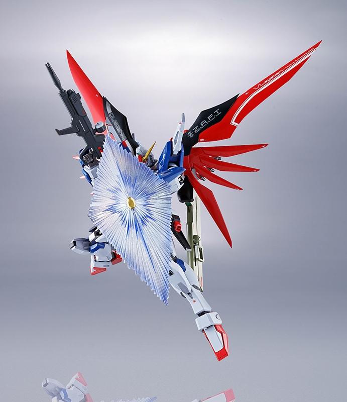 Metal Robot Spirits Destiny Gundam-11836