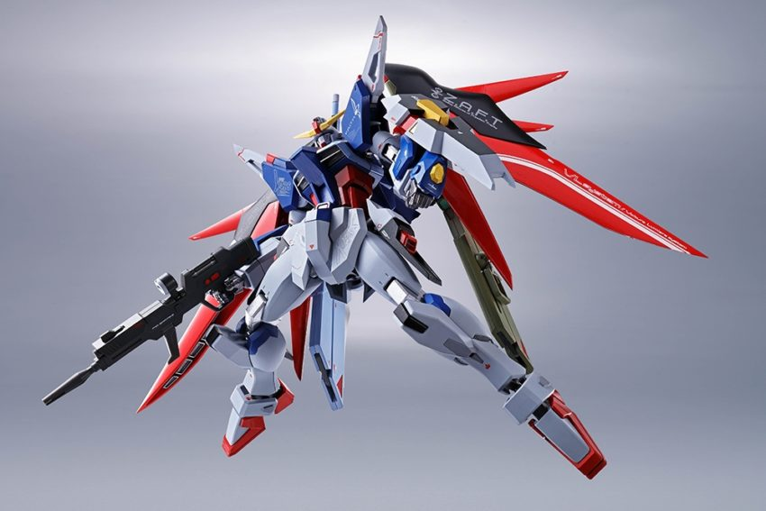 Metal Robot Spirits Destiny Gundam-11840