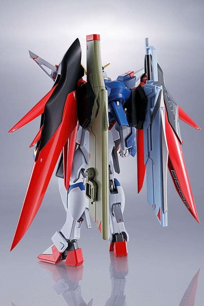 Metal Robot Spirits Destiny Gundam-11842
