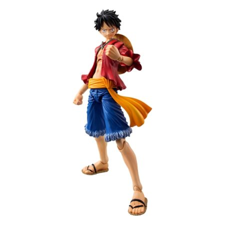 One Piece Variable Action Heroes Monkey D Luffy Action Figure-0