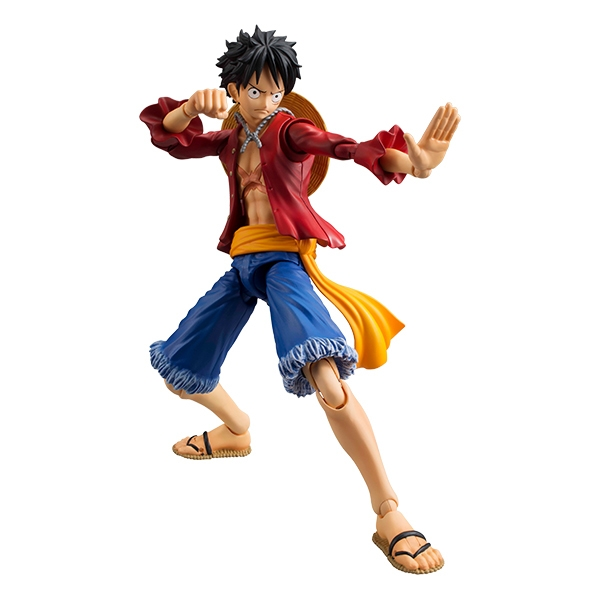 One Piece Variable Action Heroes Monkey D Luffy Action Figure-11852