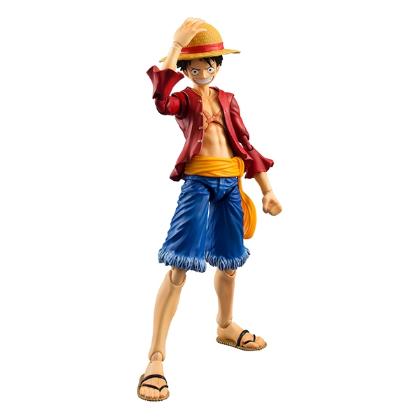One Piece Variable Action Heroes Monkey D Luffy Action Figure-11851