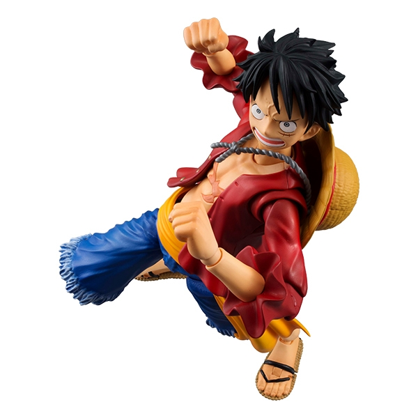 One Piece Variable Action Heroes Monkey D Luffy Action Figure-11853