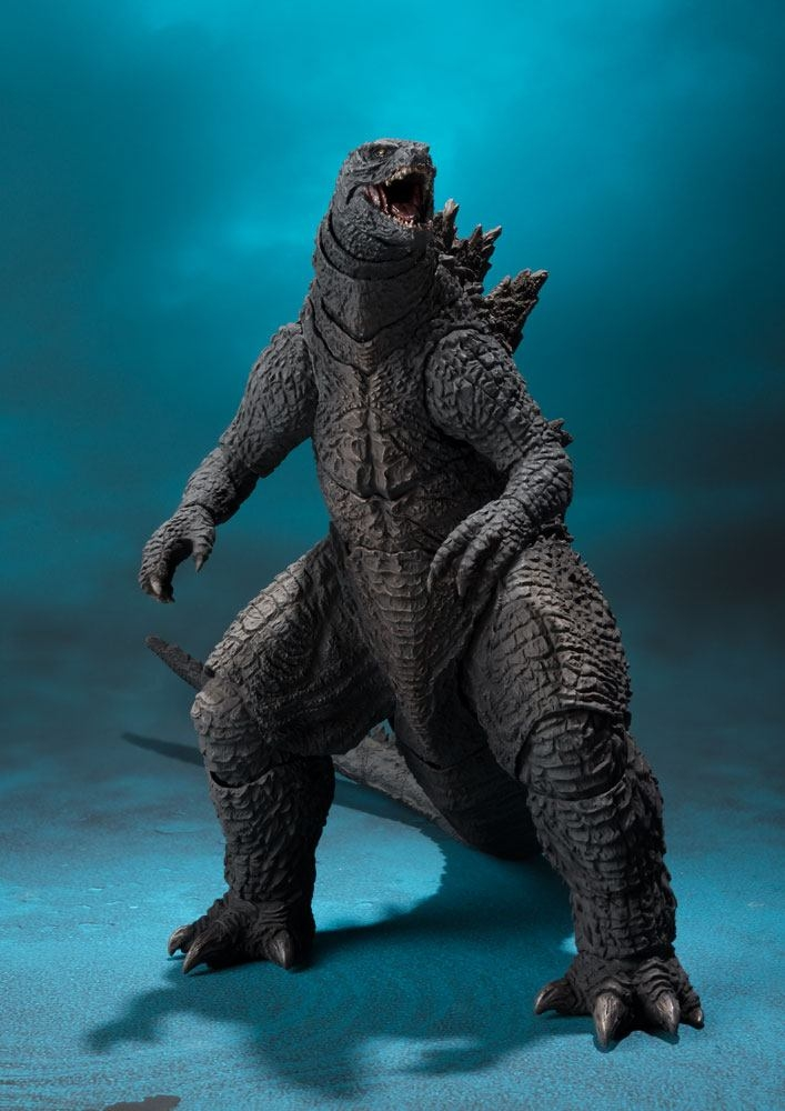 Godzilla: King of the Monsters 2019 S.H. MonsterArts Action Figure Godzilla-0