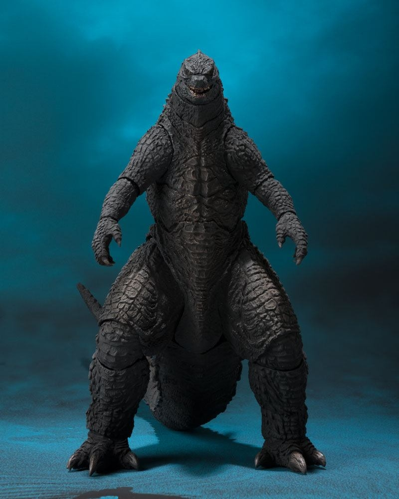 Godzilla: King of the Monsters 2019 S.H. MonsterArts Action Figure Godzilla-11798